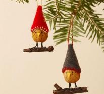 Weihnachtsdekoration basteln – originelle Zierornamente zum Selbermachen