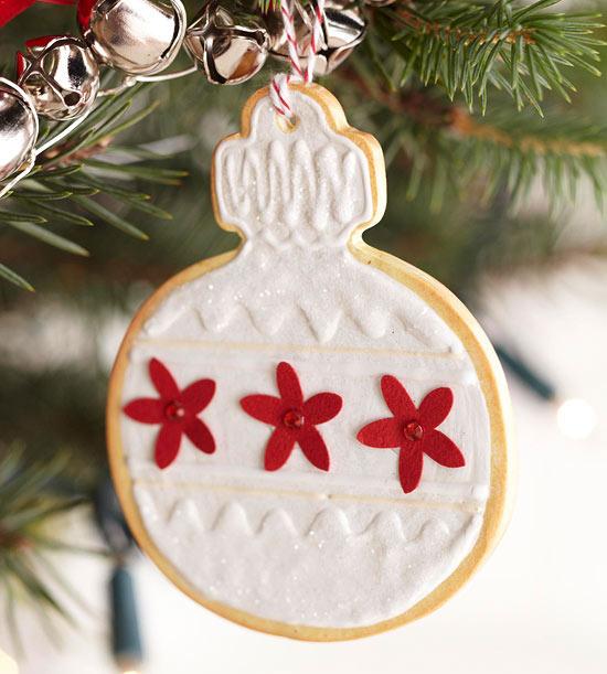 weihnachtsdekoration basteln weihnachtsbaum verzieren ton figur