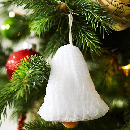 weihnachtsdeko basteln weihnachtsbaum verzieren