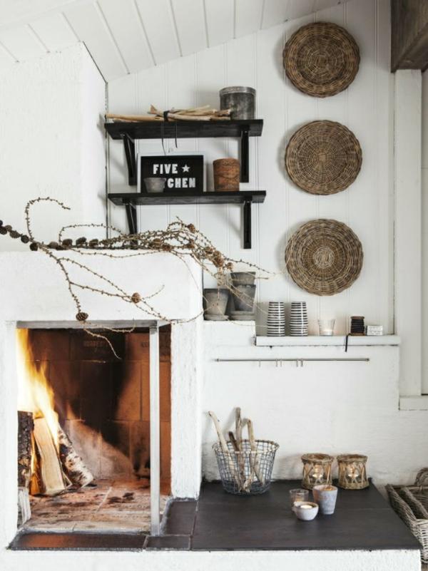 wohnen und einrichten - ein ferienhaus mit skandinavischem design, Hause ideen