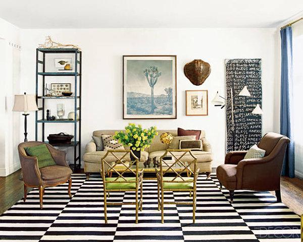 design : wohnzimmer gestalten schwarz weiß ~ inspirierende bilder ... - Wohnzimmer Schwarz Weis Braun Einrichten