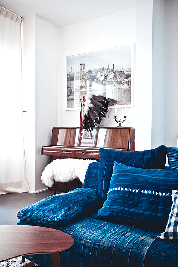 Schlafzimmer Neapel