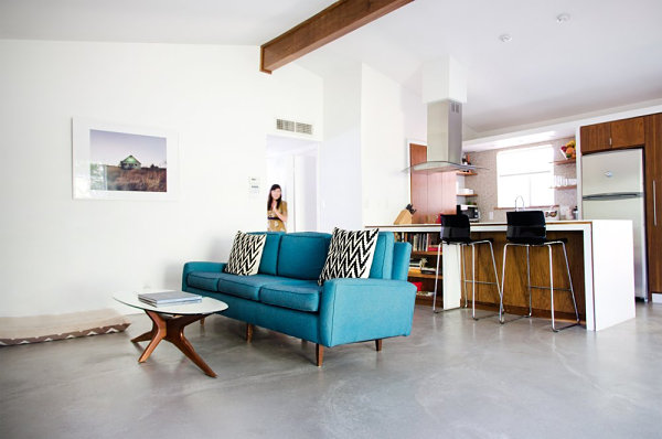 Wie können Sie Ihr Wohnzimmer einrichten - 17 kreative Ideen