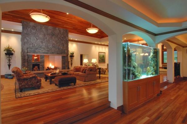 Wohnzimmer Ideen - Wie man Raumausstattung auf die Familie ausrichtet
