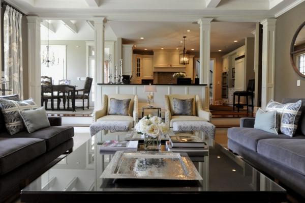 wohnzimmer holz ideen wohnzimmer moderner wohnzimmerschrank aus holz eiche im. Black Bedroom Furniture Sets. Home Design Ideas