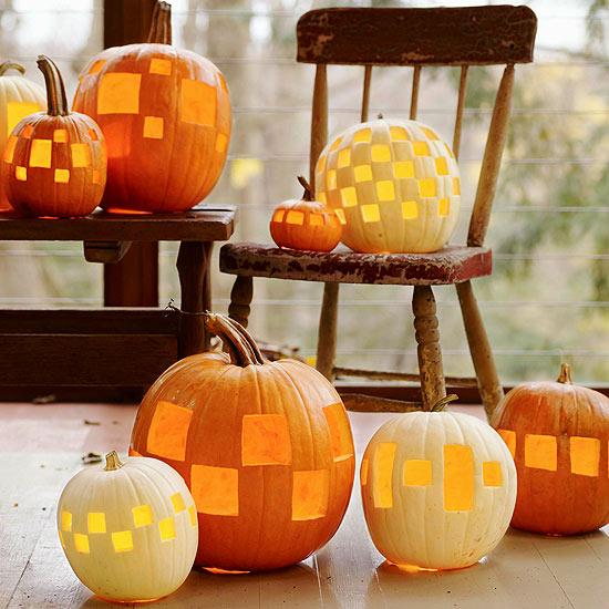 Wunderschöne Herbstdekoration am Eingang – 35 Ideen für gute Laune ...