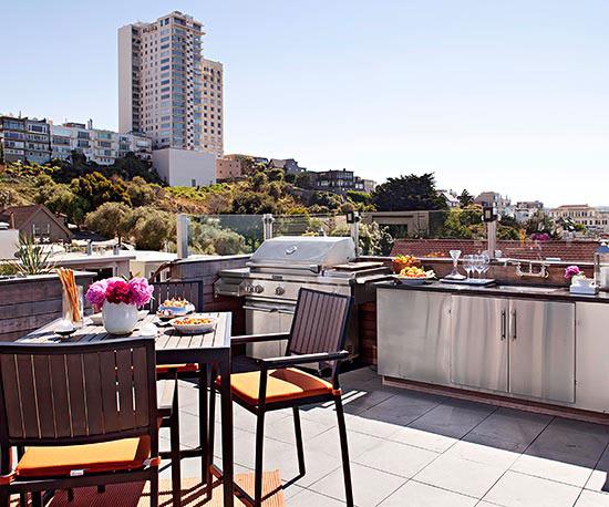 wunderschöne veranda inspirationen küchenschränke mit glänzenden fronten