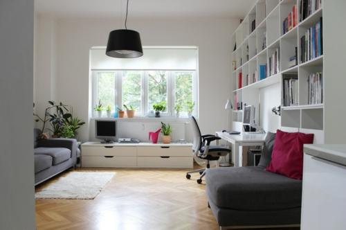 Büro einrichtungsideen  15 tolle Einrichtungsideen und Wohnaccessoires - schick und elegant