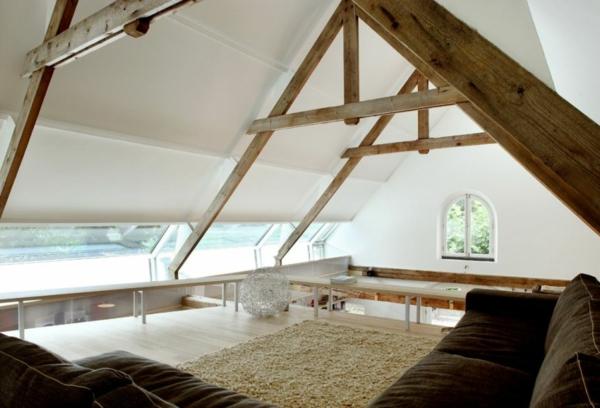 Alte Scheune in eine attraktive Residenz zeitgenössisch design teppich