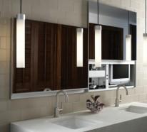 Ausgefallene Einrichtungsideen für Wandspiegel, die Ihr Zuhause visuell vergrößern