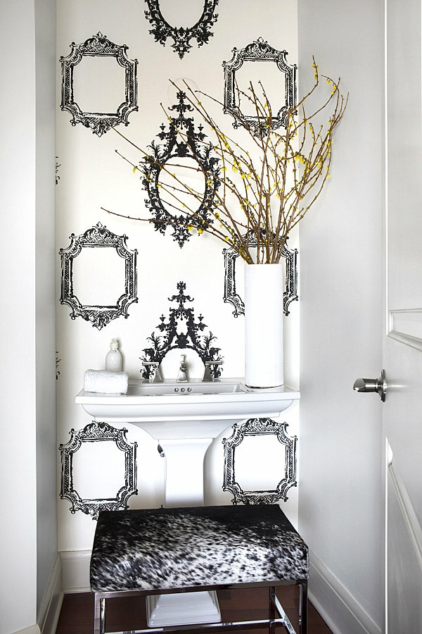 Wohnideen f rs badzubeh r und badeinrichtung die den raum for Badeinrichtung waschbecken