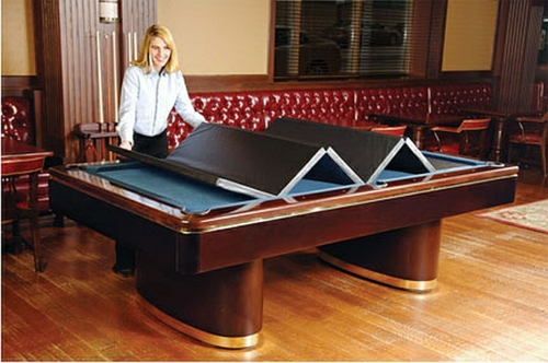 Billardtisch für kleine Räume esstisch tischplatte spalten