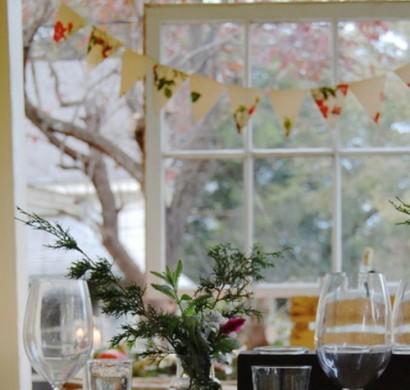 Coole Tischdeko Für Weihnachten U2013 8 Tolle Rustikale Wohnideen