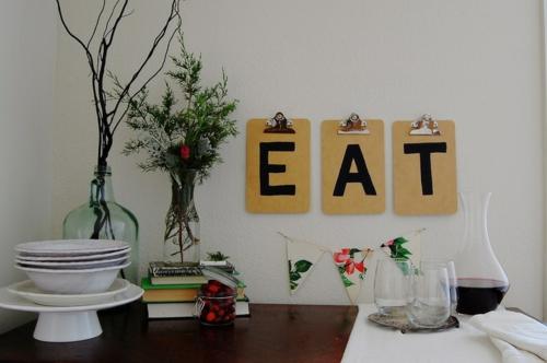 Coole Tischdeko coole tischdeko für weihnachten 8 tolle rustikale wohnideen