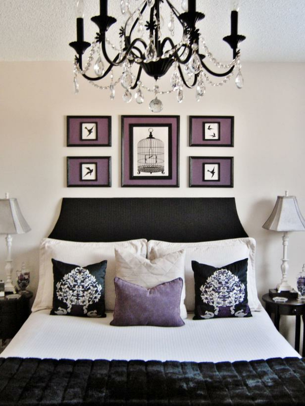 schlafzimmer kronleuchter m belideen. Black Bedroom Furniture Sets. Home Design Ideas