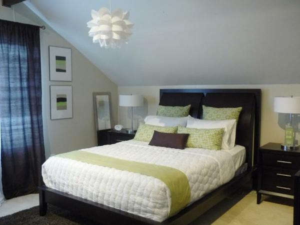 Das Schlafzimmer Günstig Einrichten Modern Bequem