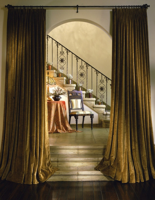 Deko Gardinen und Vorhänge einbaukamin treppe samt stoffe