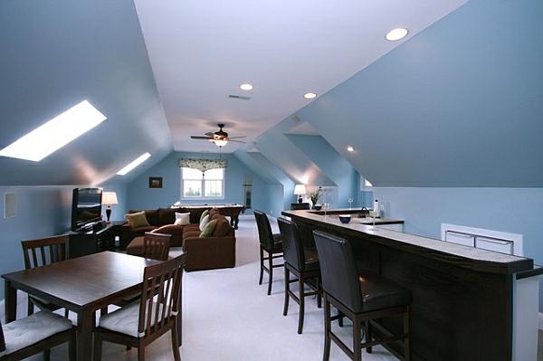 Die besten Ideen für Wohnzimmer dachfenster deckenbeleuchtung