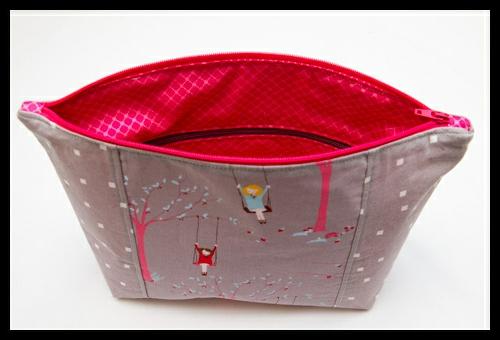 dekoration ideen  Weihnachtsgeschenke kosmetiktasche