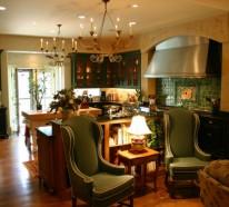 Wohnzimmer und Küche in einem Raum kombiniert – Erleben Sie den idealen Komfort in Ihrer eigenen Küche
