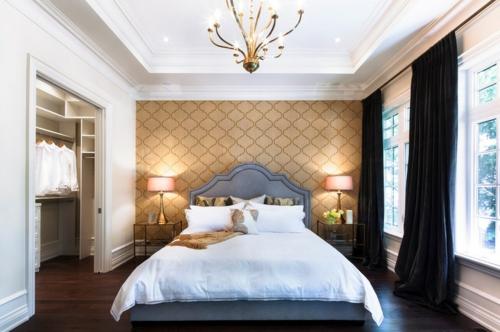 Heimtextilien und Texturen richtig kombinieren zeitgenössisch schlafzimmer