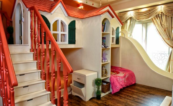 Top 10 der besten kinderbetten f rs moderne kinderzimmer for Moderne kinderzimmer