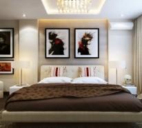 schlafzimmer schlafzimmermbel werbung - Kleines Zimmer Braun