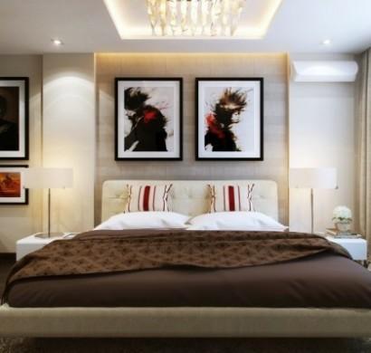 Elegant Kleines Schlafzimmer Modern Gestalten U2013 Designer Lösungen