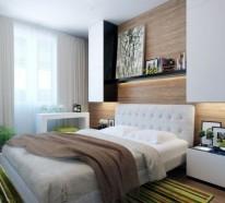 Werbung. Facebook Twitter Google+ Pinterest · Schlafzimmer Modern Gestalten  Ziegel Wandgestaltung Bettwäsche