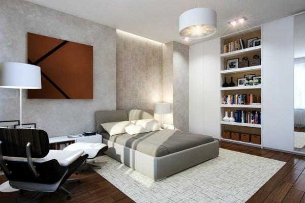 Kleine Schlafzimmer Modern Gestaltet ? Marikana.info Schlafzimmer Gestalten Modern