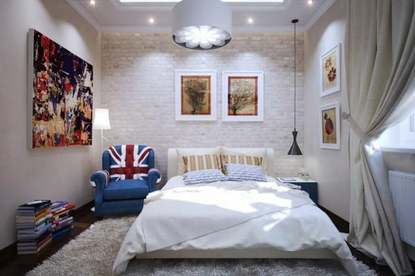 kleine schlafzimmer modern gestaltet kleines schlafzimmer