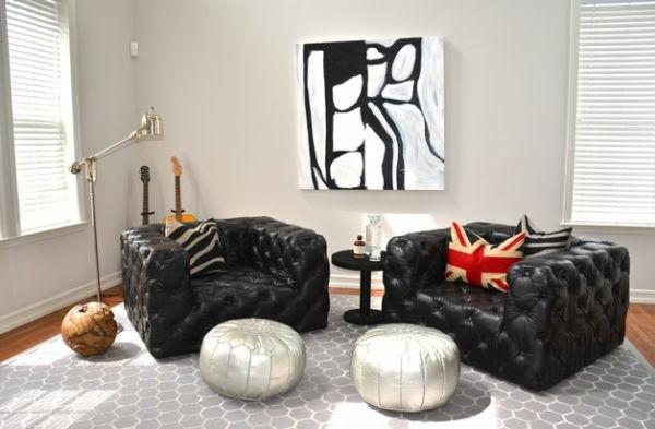 Luxus Wohnzimmer einrichten bauplan britisch stil