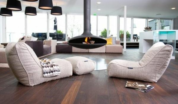 Luxus Wohnzimmer Einrichten   70 Moderne Einrichtungsideen, Modern Dekoo