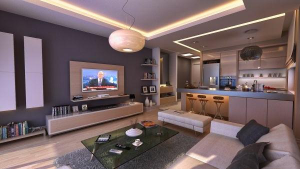 wohnzimmer neu einrichten ideen – Dumss.com
