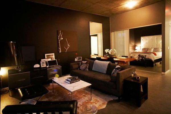 wohnzimmer mit dunkel boden ideen ? elvenbride.com - Wohnzimmer Ideen Dunkel