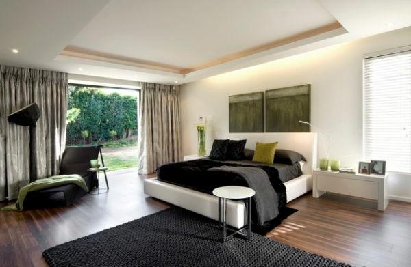 Jugendzimmer für jungs modern schwarz weiß  Modernes Jugendzimmer gestalten einrichten - 60 Wohnideen für ...