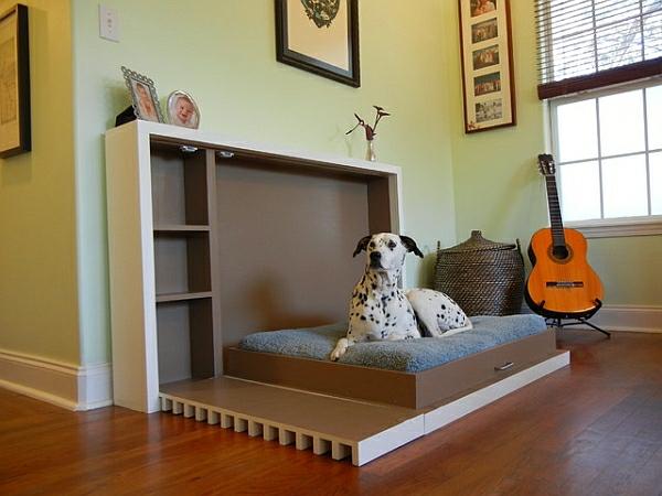 Modernes Zubehör für Ihre Haustiere liege diwan couch