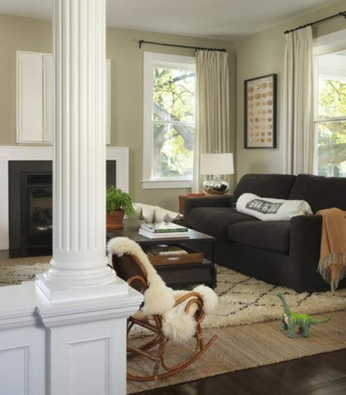 Teppiche aus Marokko zu Hause kinderzimmer einbaukamin sofa säulen