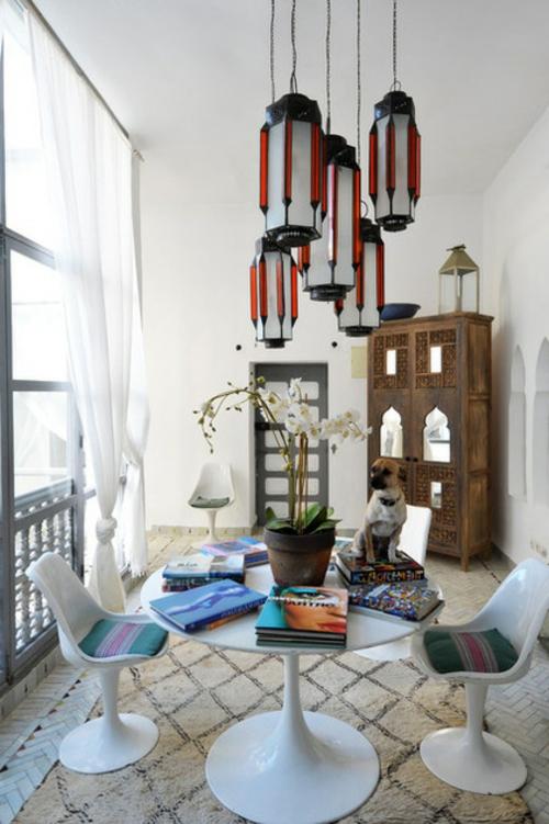 Teppiche aus Marokko zu Hause kinderzimmer wohnzimmer hängelampen
