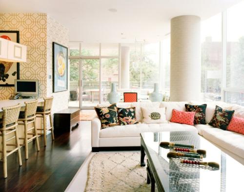 design : moderne marokkanische wohnzimmer ~ inspirierende bilder ... - Moderne Marokkanische Wohnzimmer