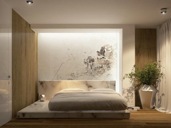 einrichtungsidee schlafzimmer – progo, Schlafzimmer