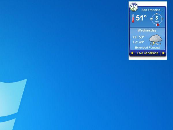 Nützliche kostenfreie Gadgets fürs Windows 7 Desktop