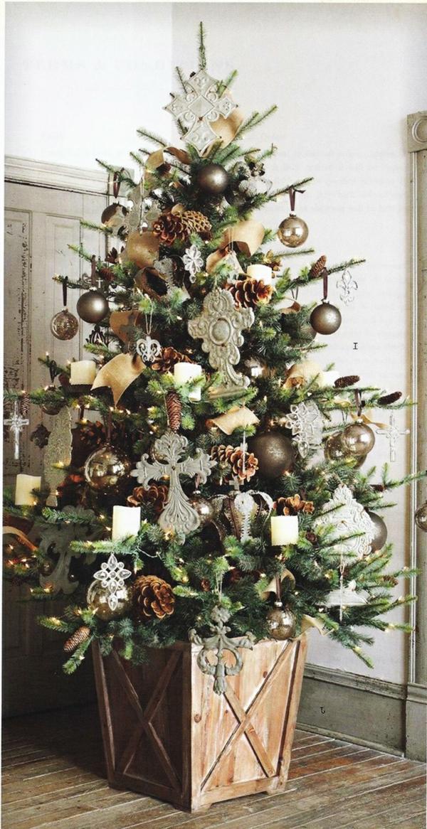 weihnachtsdekoration f r k nstlichen weihnachtsbaum 25. Black Bedroom Furniture Sets. Home Design Ideas