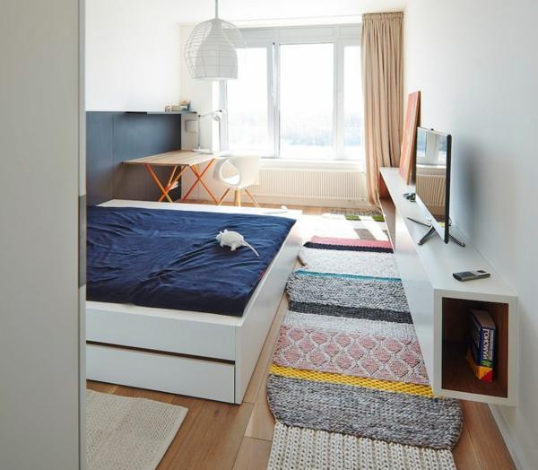 appartement quiltartige teppichläufer
