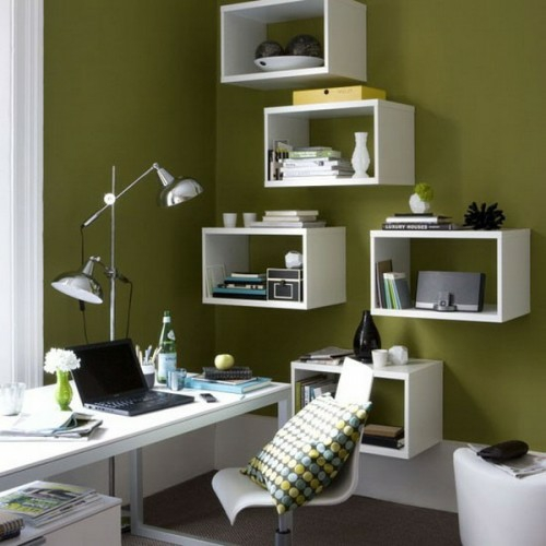 arbeitsplatzgestaltung 33 schlaue home office ideen f r sie. Black Bedroom Furniture Sets. Home Design Ideas