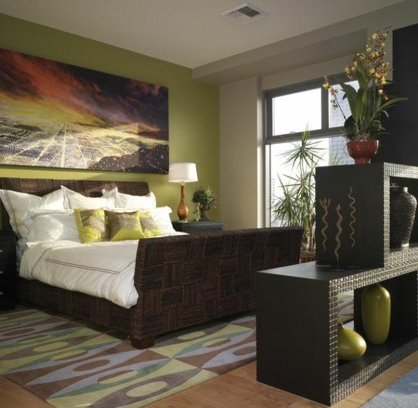 50 coole betten im kolonialstil f r ein gem tliches schlafzimmer. Black Bedroom Furniture Sets. Home Design Ideas