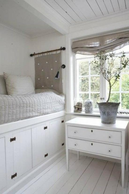 Aufbewahrungsideen im Schlafzimmer - 35 ausgeklügelte Lösungen