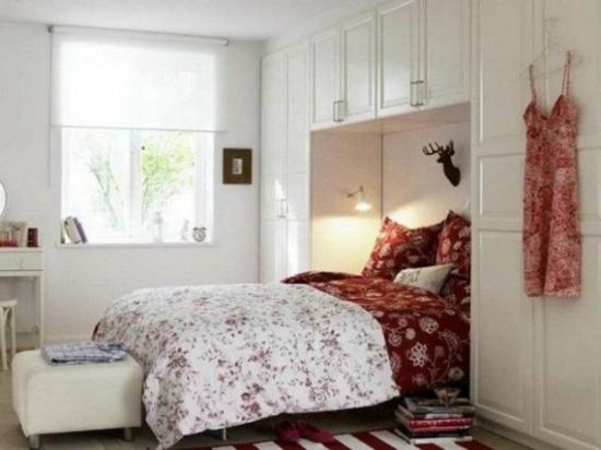 aufbewahrungsideen im schlafzimmer - 35 ausgeklügelte lösungen - Schrankideen Fur Kleine Schlafzimmer