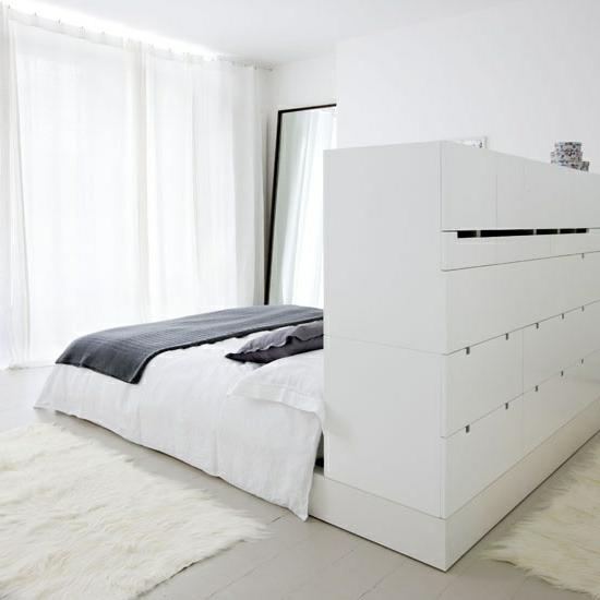 betten ohne kopfteil bett jaipur f r dachschr ge ohne. Black Bedroom Furniture Sets. Home Design Ideas