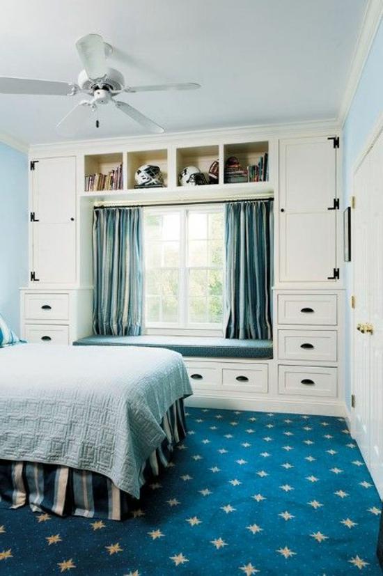 Aufbewahrungsideen im schlafzimmer 35 ausgekl gelte l sungen for Aufbewahrungsideen kinderzimmer